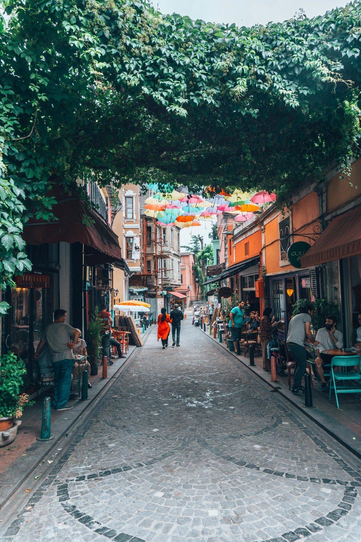 Street of Balat, Istanbul