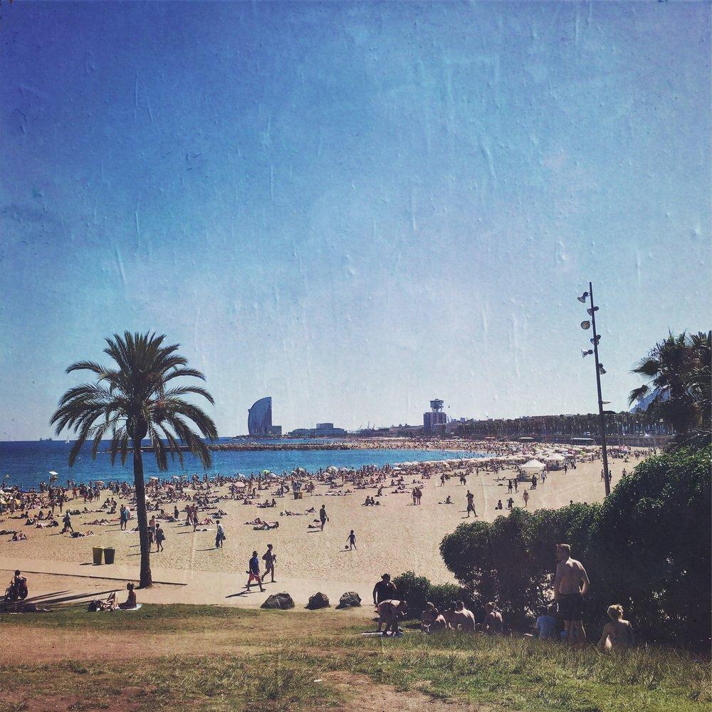 »BARCELONA« - COMBO #506JANUARY 2017
