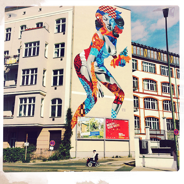 »BERLIN SPRING« - COMBO #375JULY 2015