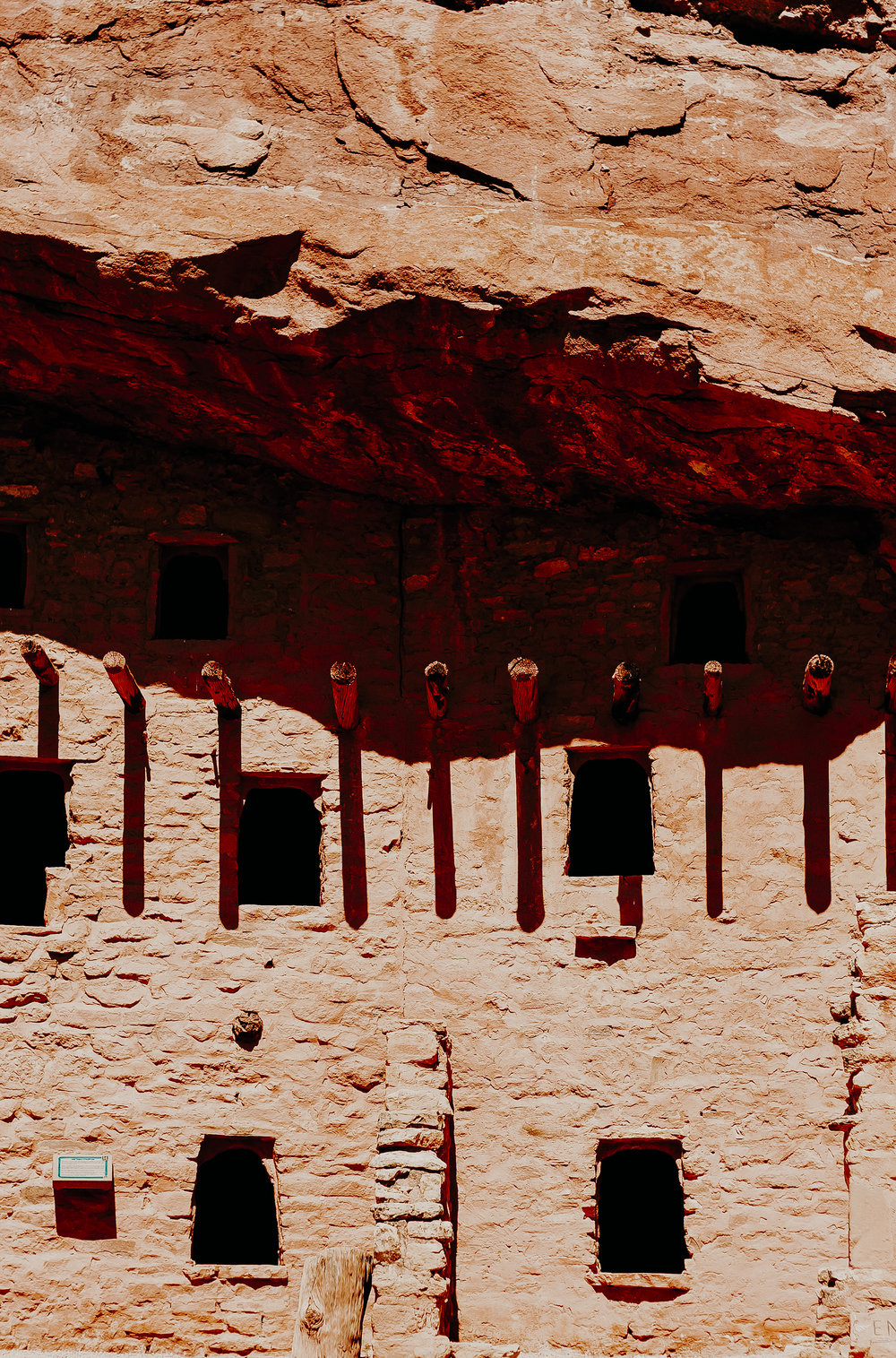 3. Manitou Cliff Dwellings  These Anasazi cliff dwellings date back 800-1000 years old. They've been well preserved, protected, and are open to visitors. The Manitou Cliff Dwellings are the perfect way to step back in time, and learn about the original history and people who lived in Colorado Springs.