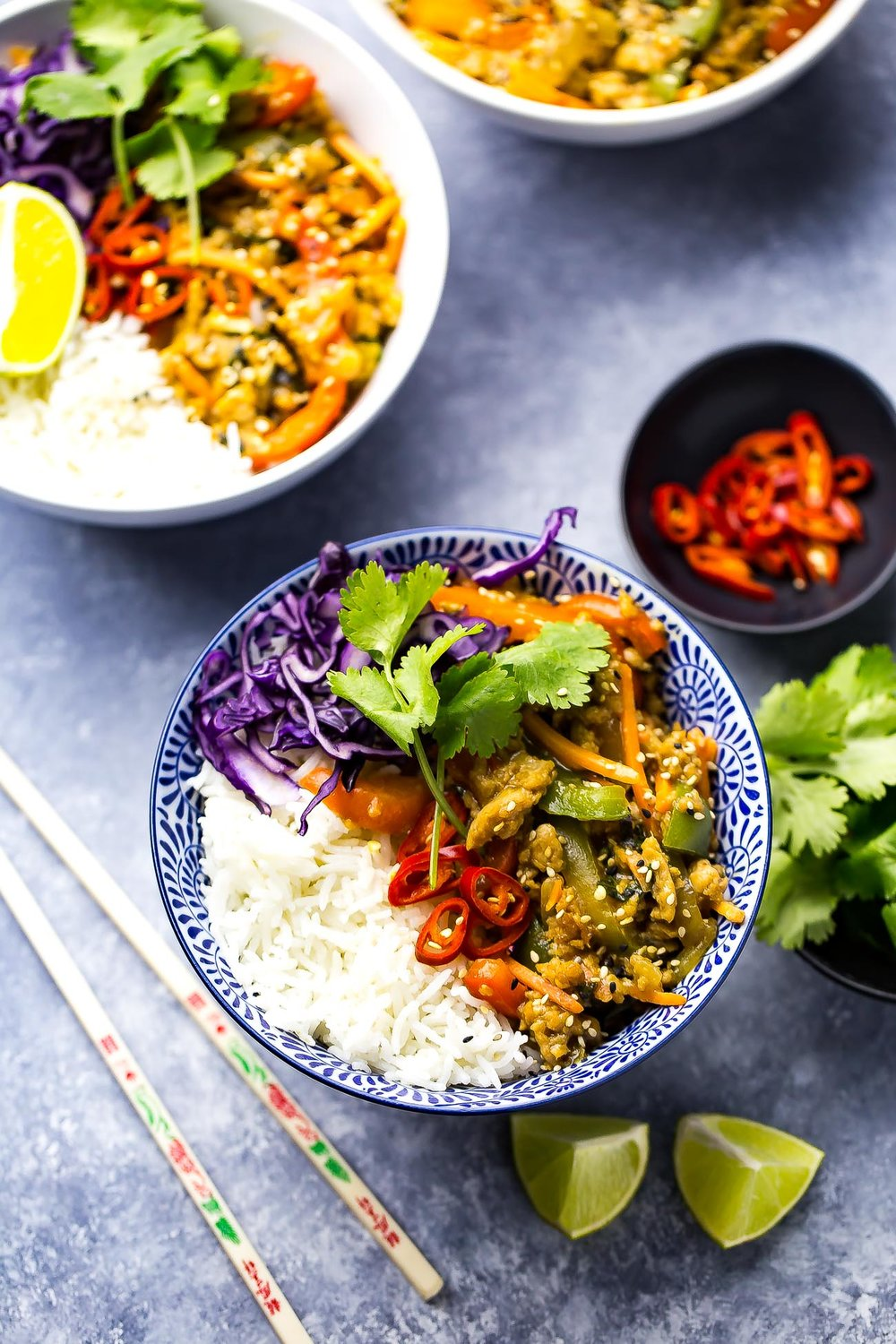 Thai Basil Chicken Bowls with Coconut Rice-1.jpg