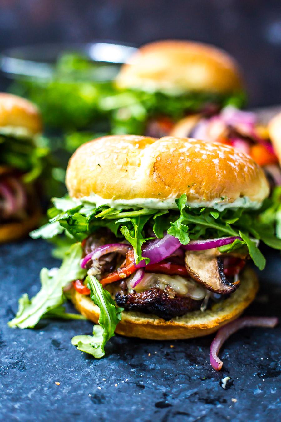 Mediterranean Portobello Beef Burgers-8.jpg