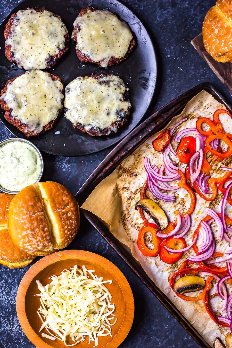 Mediterranean Portobello Beef Burgers-1 copy.jpg