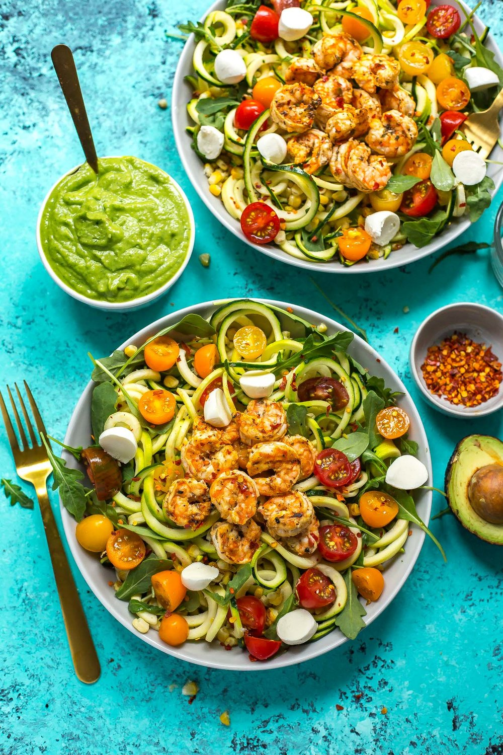 Caprese Shrimp Zoodle Bowls with Avocado Sauce-2.jpg