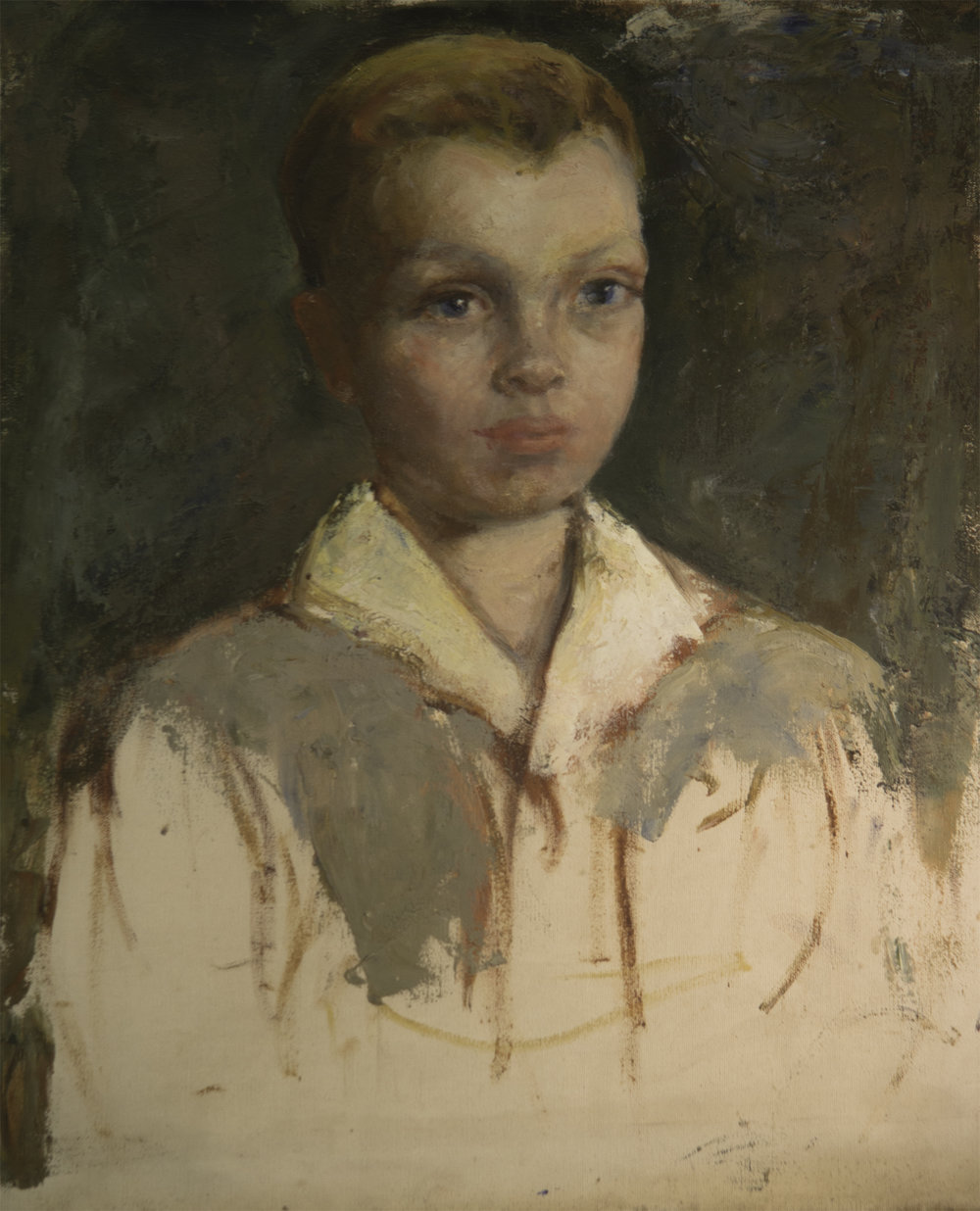 Winfield Kurt Greene, aged 10 in 1929.