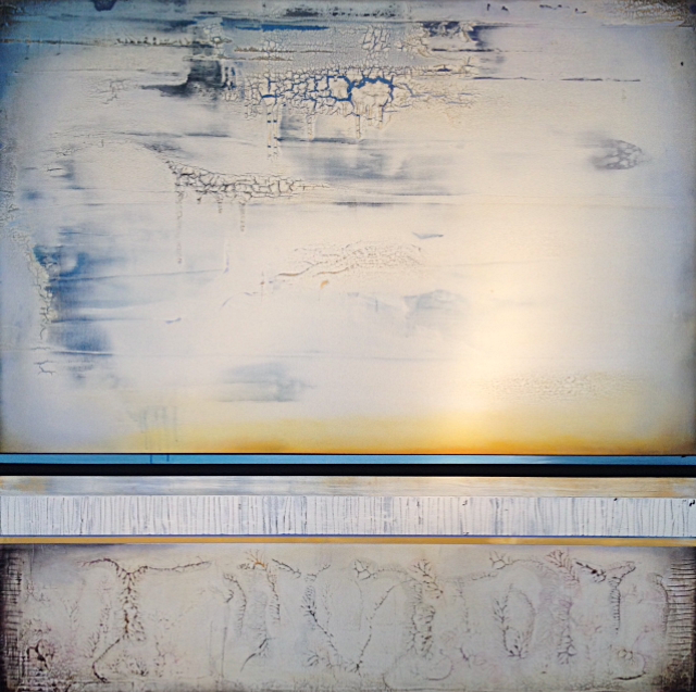 """ALMOST HOME, 2015, 60""""x60"""", on canvas, available"""