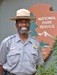 Former Sandburg park superintendent Tyrone Brandyburg is now looking after Harpers Ferry.