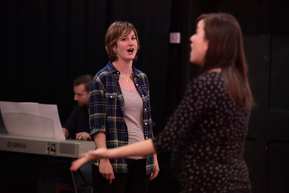 Singing Lessons Edinburgh