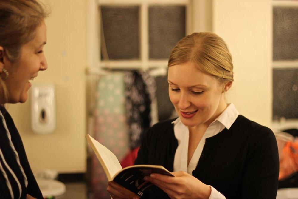 Private Acting Lessons Edinburgh