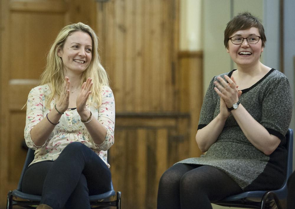 Public Speaking Practice Scotland