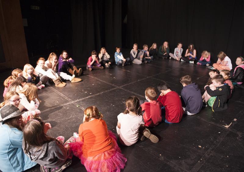Acting Out UK Showcase