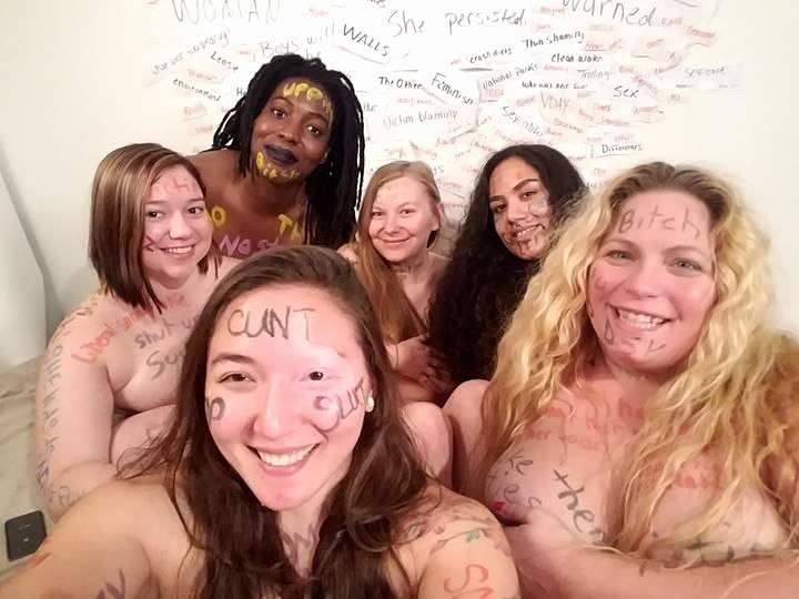 6 powerful, compassionate women.  Kiyomi, Iris, Hana, Tyler, Ashley, and Kinsey