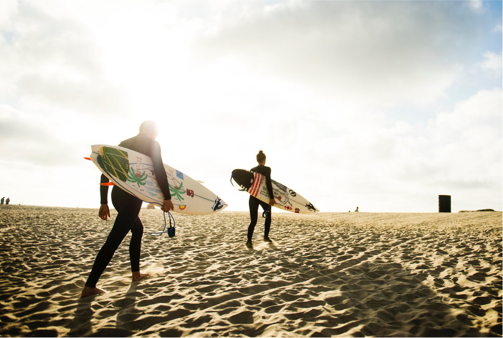 FCD Surfboards  Website Design + Development