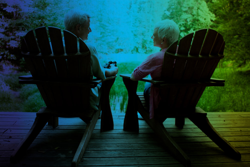 How to Thrive While Aging in Place