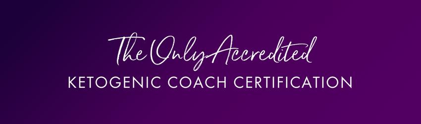 Ketogenic Coach Certification