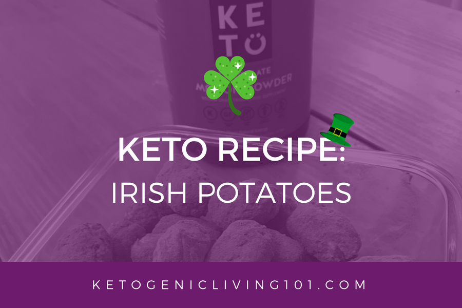keto recipe: Irish potatoes