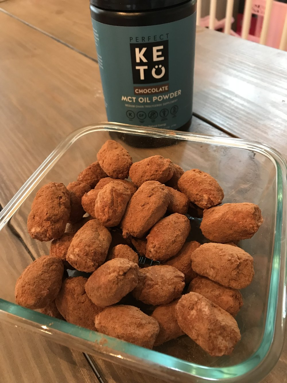 ketogenic recipe Irish potatoes