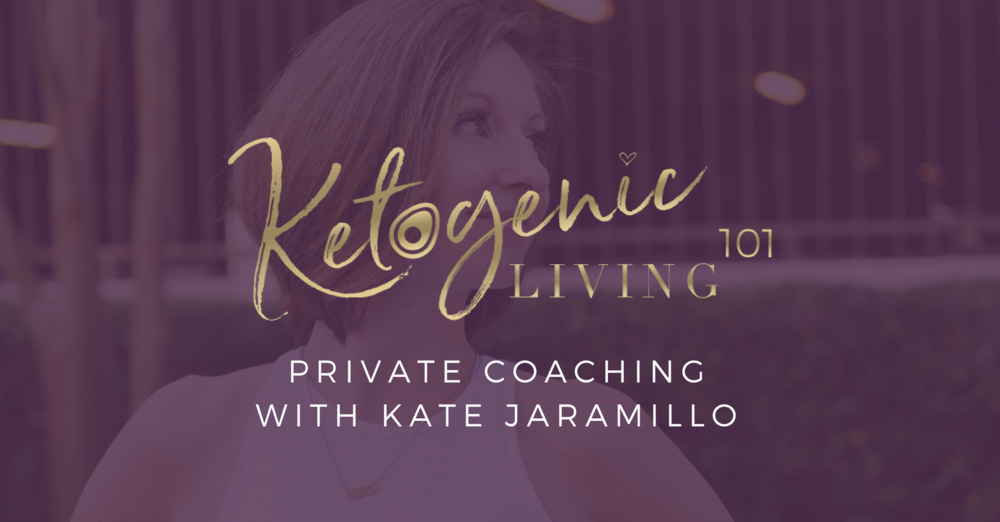 Keto Private Coaching