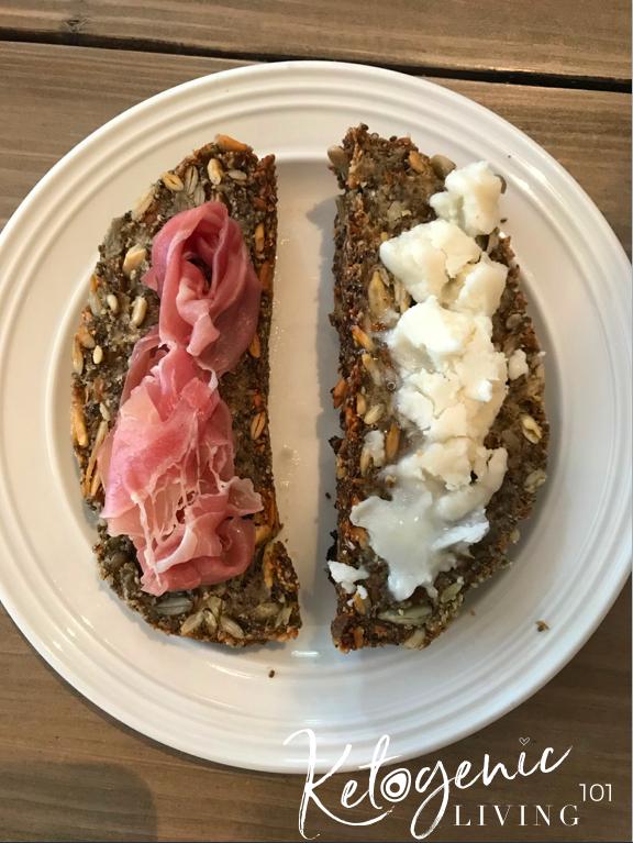 Keto Seed Bread Recipe