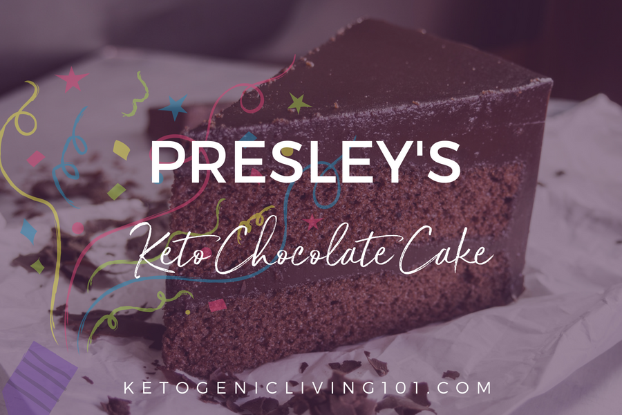 keto chocolate cake
