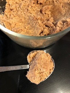 Keto Speculoos