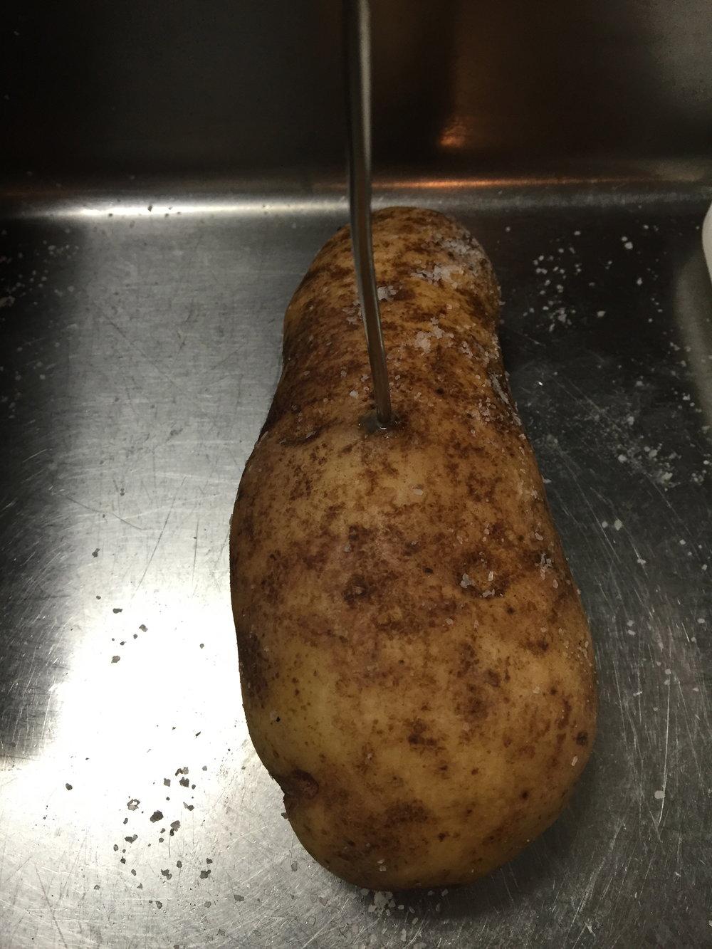 Ticket potato
