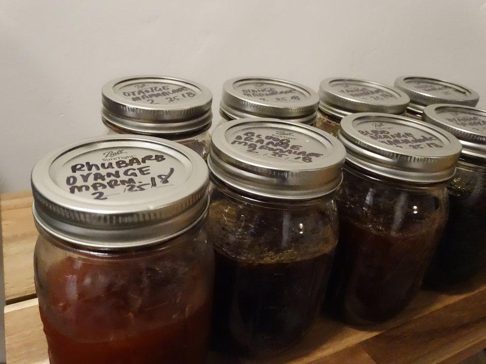 Marmalade line up