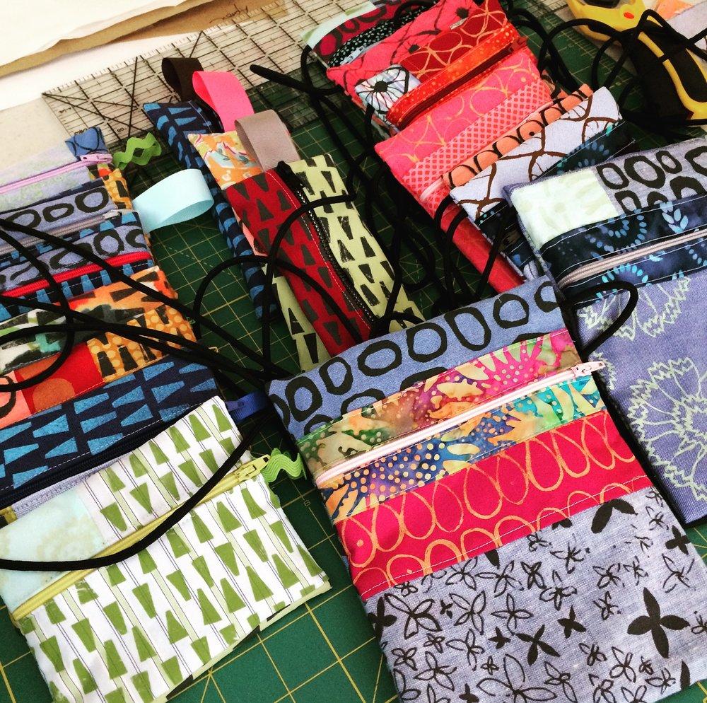 My bags.