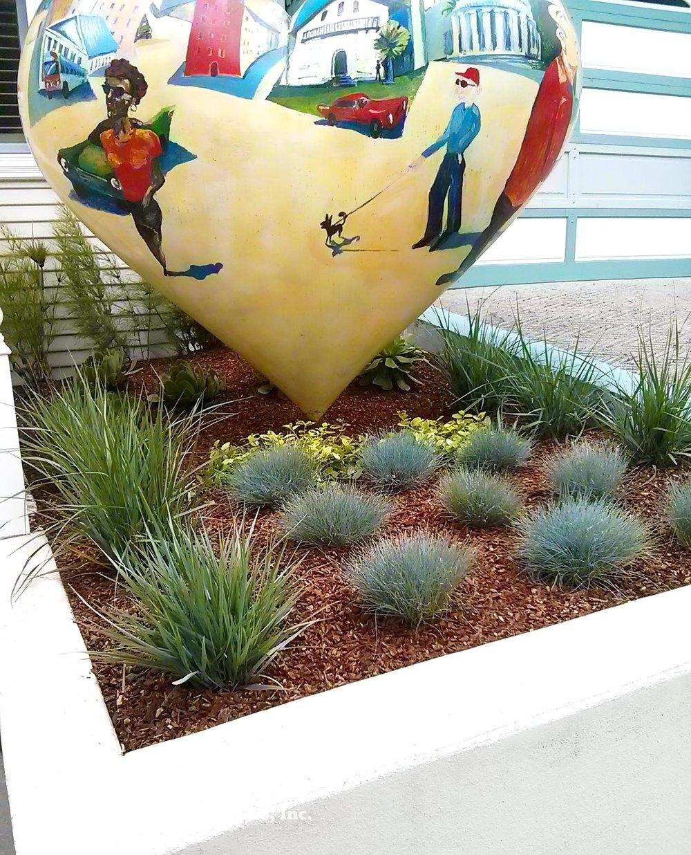 Potrero Hill Front Garden Bed