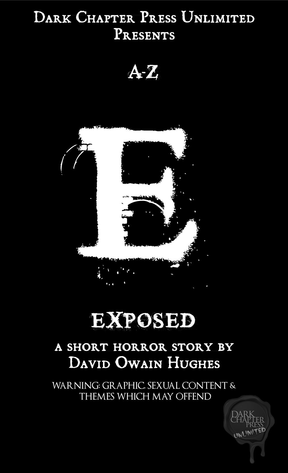 Exposed, by David Owain Hughes Kenny considers himself many things; a family man, a husband, a father. And a voyeur.  However, he doesn't have control over his urges, a perversion that once threatened to destroy his life.  And when he revisits the obsession in a moment of weakness, he discovers it could change his life once and for all.