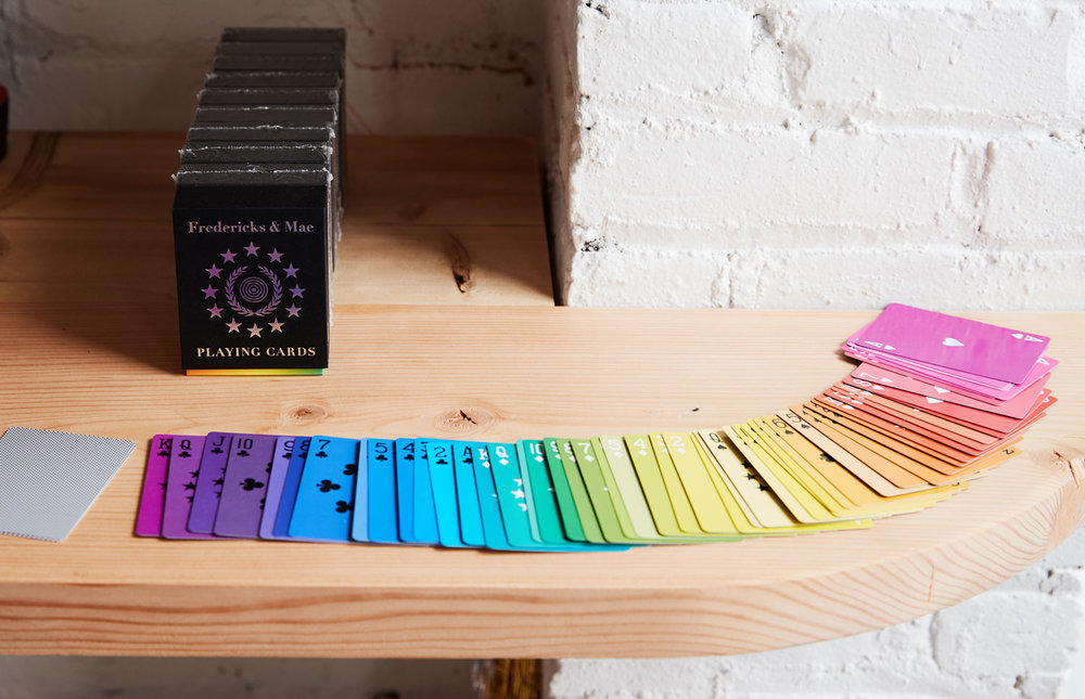 Playing Cards By Fredericks U0026amp; ...