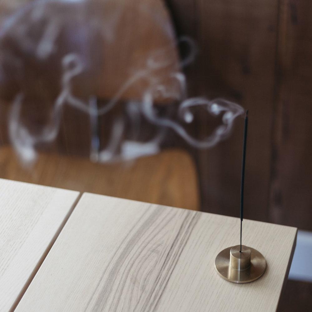 Brass Incense Burner by Norden