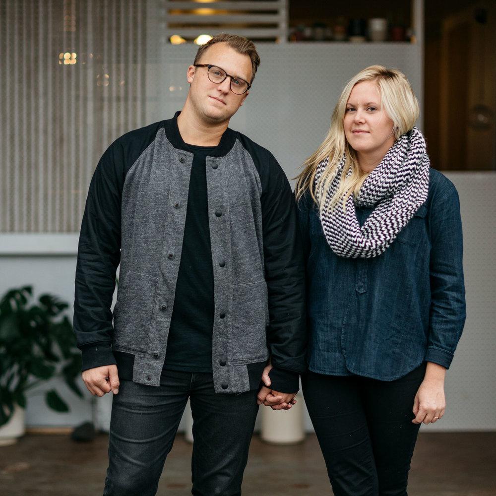 Pete & Erika of Norden