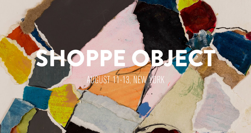 Aesthetic Movement, Shoppe Object, August 11-13