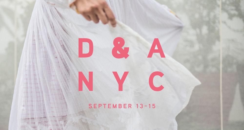 Aesthetic Movement, Designers & Agents New York 2018