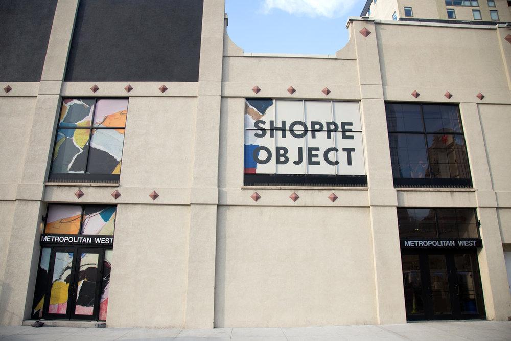 Shoppe Object Exterior Signage