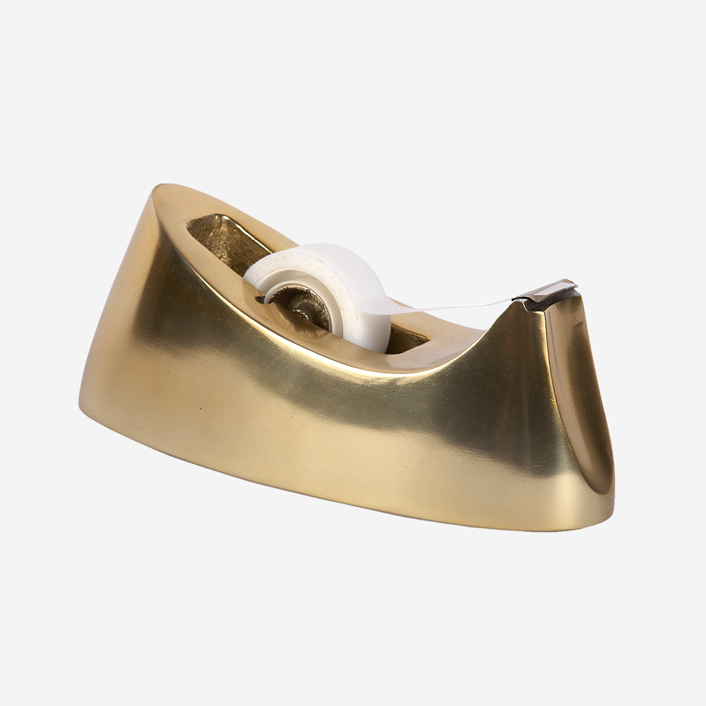 Brass Tape Dispenser - Sir|Madam
