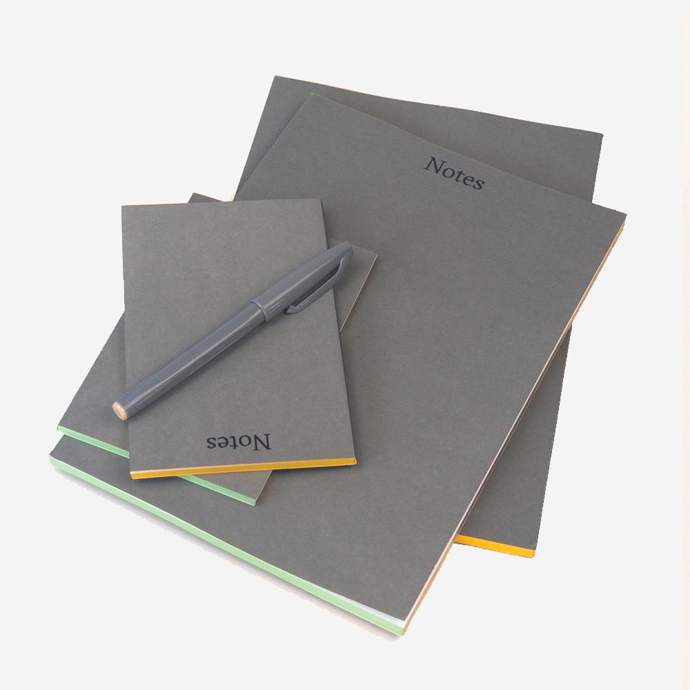Multi-Color Edge Journals & Jotters - Wms & Co.