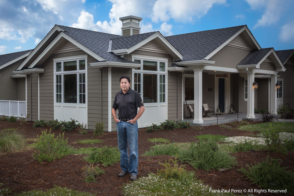 PEREZIDENTIAL HOMES A GREEN COMPANY, BUILDING GREEN HOMES IN SILICON VALLEY