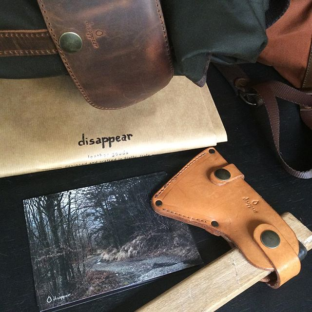 Ready to join RU.17 creative space . . . #disappearstyle #disappear #lifestyle #style #design #italiandesign #italiancraft #artigianato #artigianatosiciliano #leathergoods #leathercraft #cuoio #cool #fashionstyle #wilderness #wildernessculture #waldenbackpack #walden #outdoor #outexploring #ruralurban #bozen #bolzano #craft #crafters #mountainstyle #mountain #mountainculture #brown #woods @jeff_gyver @ru.17.creative.space