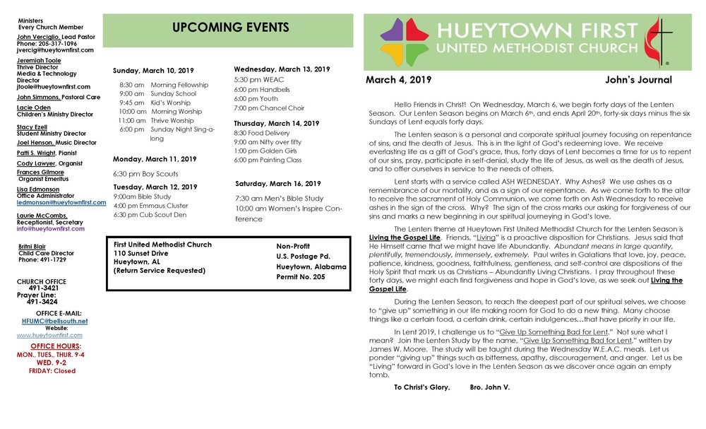 front cover newsletter march 4 2019 JPEG.jpg