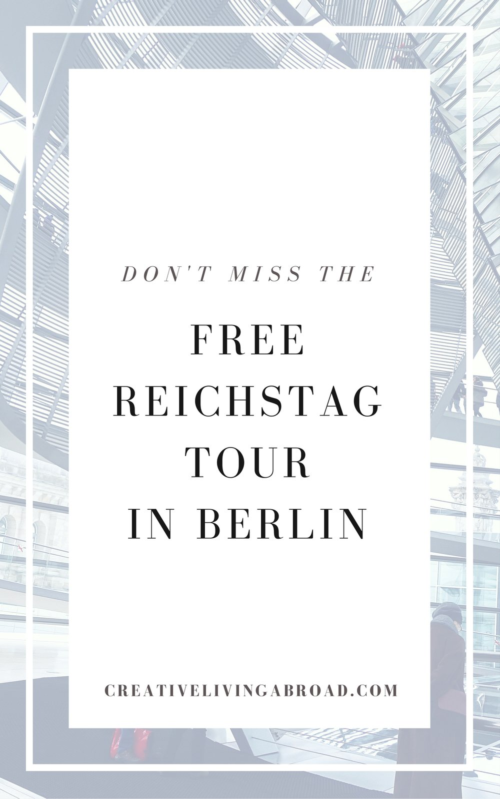 free reichstag building tour in berlin