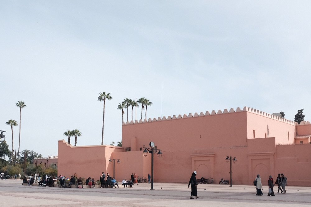 tips to avoid scams in marrakech