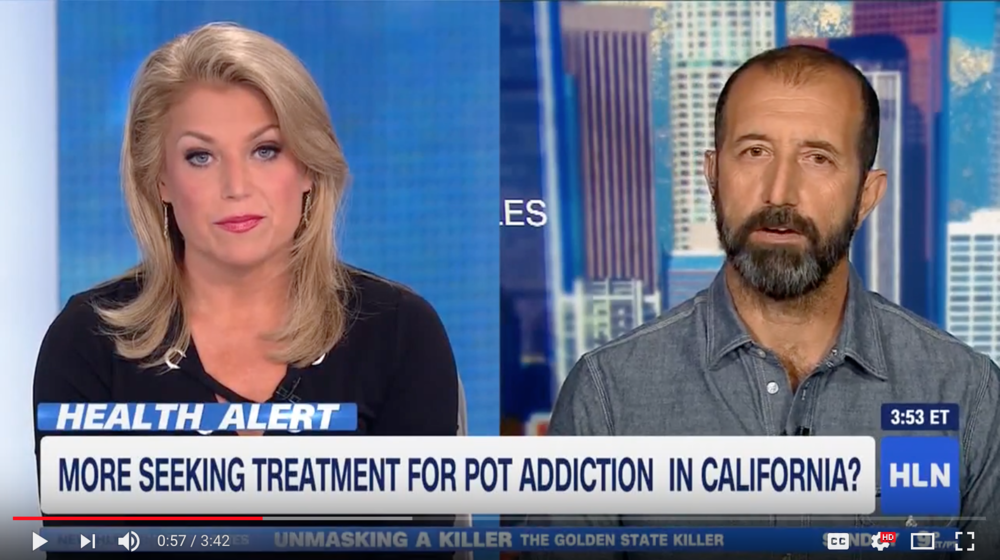 Are Californians Getting Addicted to Legal Marijuana?