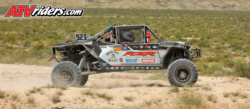 ITP's David Martinez plans to spend the next several months getting his newly built Polaris RZR dialed in for the BITD Vegas to Reno in August