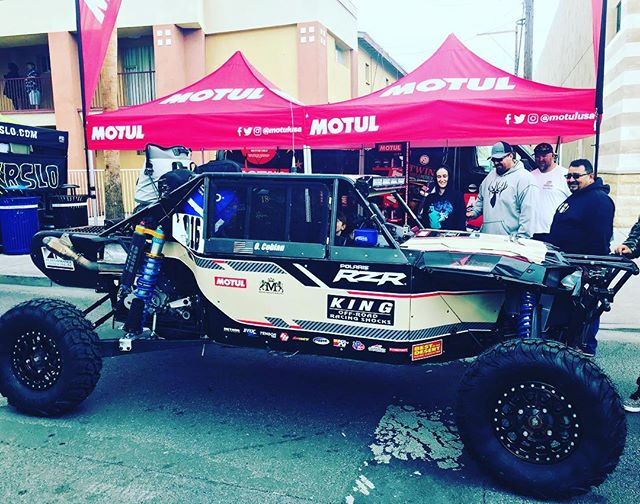 Always great to see our friends @motulusa, race, chase or play they have your vehicles covered with the best lubricants available on the market👍✊🇺🇸 @polarisrzr #polarisrzr @rhysmillenracing #rhysmillenracing @greenwithenvymotorsports #greenwithenvymotorsports  @motulusa #motulusa @kibbetech #kibbetech @envymotorsports #envymotorsports @bajadesignsofficial  #bajadesigns @knfilters #knfilters @sparcousa #sparco @ruggedradios  #ruggedradios @raclinewheels #teamraceline @itptireswheels  #TeamITPtires @kingshocks  #kingshocks @superatv_com  #superatv @vpracingfuels #vpracingfuels  @shorai #shoraibatteries @tireballs #tireballs @boxousadirect #boxotools @pyrotec_racing #pyrotect  @pro_eagle #proeagle @amrracing #amrracing @actionsportscanopies #actionsportscanopies