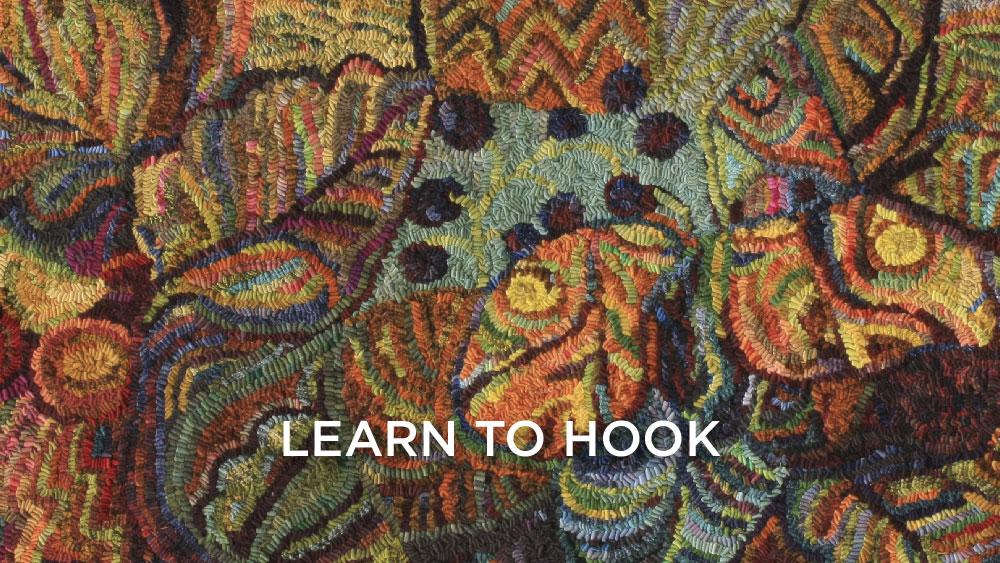 Rug Hooking Lessons in Montreal