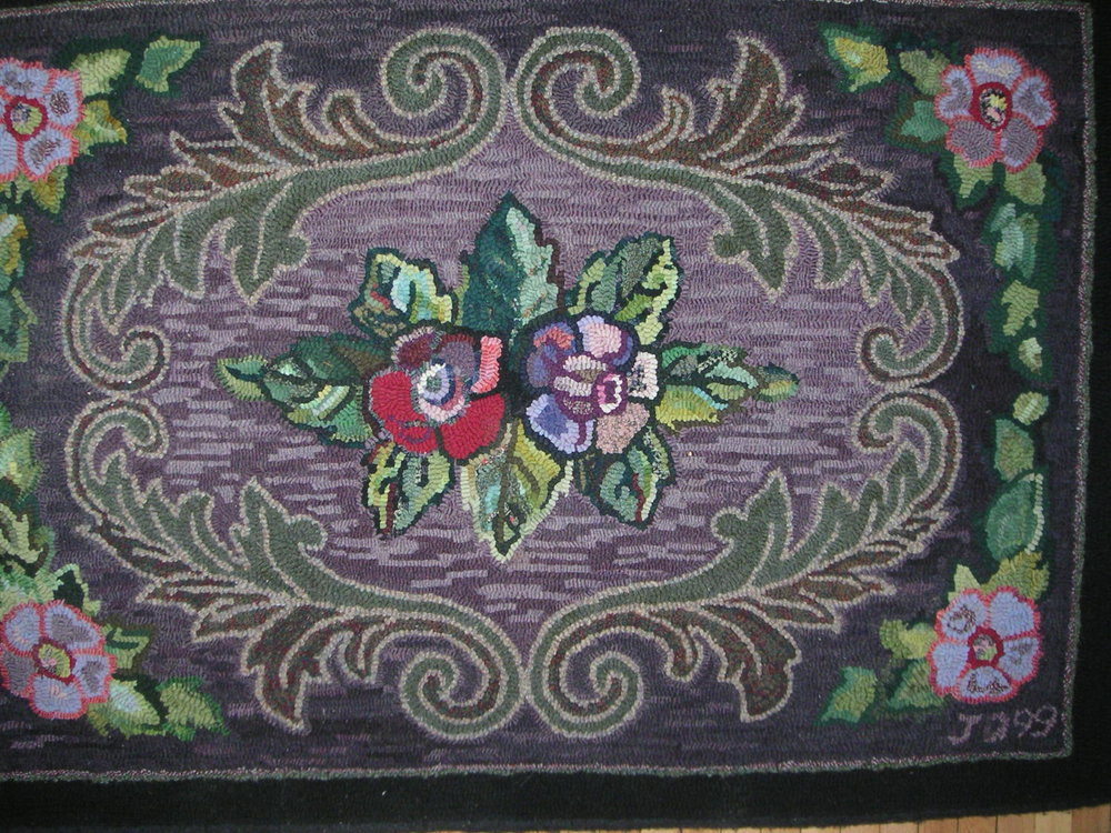 PICT6938BLUENOSE  1st rug.JPG