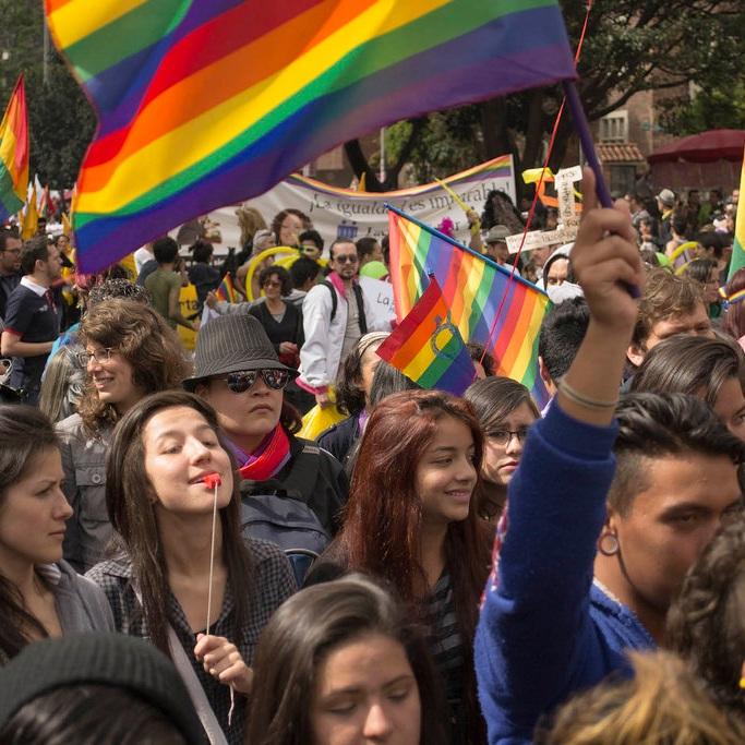 JÓVENES PROMOVIENDO DERECHOS LGBTQ+ - COMING SOON