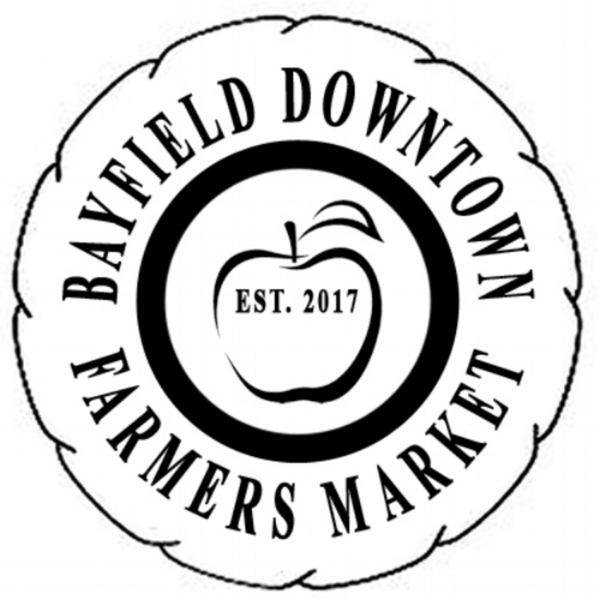 WHY NOT SHOP AT THE NEW BAYFIELD DOWNTOWN FARMERS MARKET?